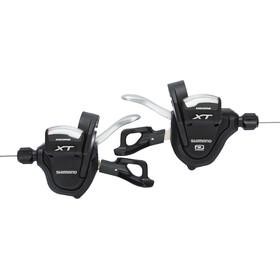 Shimano Deore XT SL-M780PA Set Palancas Cambio, black